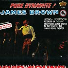 JAMES BROWN Pure Dynamite - Live At The Royal