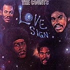 THE COUNTS Love Sign
