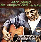 SKIP JAMES The Complete 1931 Session (180 g.)