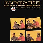 ELVIN JONES Illuminaton (180 g.)