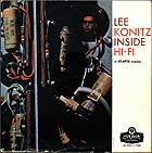 LEE KONITZ Inside Hi-Fi (180 g.)
