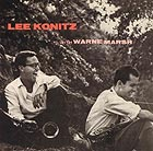 LEE KONITZ With Warne Marsh (180 g.)