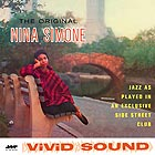 NINA SIMONE Jazz As Played In An Exclusive Side Street Club