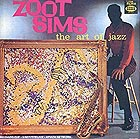ZOOT SIMS The Art Of Jazz