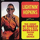 LIGHTNIN' HOPKINS The Great Electric Show And Dance