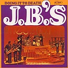 THE J.B.'S Doing It To Death (clear purple)
