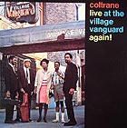 JOHN COLTRANE Live At The Village Vanguard Again ! (180.)