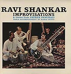 RAVI SHANKAR Improvisations