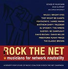ROCK THE NET Musicians For Network Neutrality