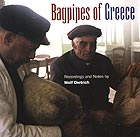 GRÈCE Bagpipes Of Greece