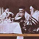 Tim Sparks, At The Rebbe's Table