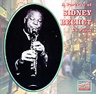 SIDNEY BECHET A Portrait Of Bechet In Paris