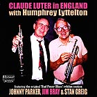 CLAUDE LUTER In England With Humphrey Lyttelton