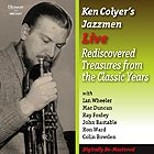 KEN COLYER'S JAZZMEN Rediscovered Treasures From The Classic Years