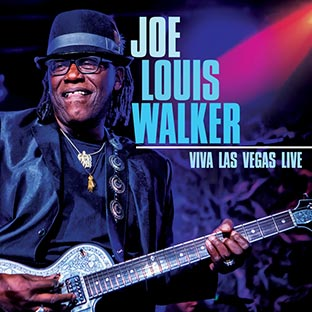 JOE LOUIS WALKER Viva Las Vegas Live