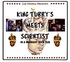 JAH THOMAS / KING TUBBY / SCIENTIST, In A Midnight Rock Dub Vol. 1