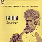 Clifford THORNTON NEW ART ENSEMBLE Freedom & Unity