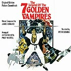 JAMES BERNARD Legend Of The Seven Golden Vampires