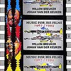 Willem Breuker & Johan Van Der Keuken Music For His Films 1967-1994