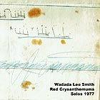 WADADA LEO SMITH Red Chrysanthemums