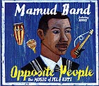 MAMUD BAND Opposite People / The Music of Fela Kuti