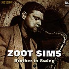 ZOOT SIMS Brother in Swing