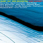 Barry Guy New Orchestra Oort – Entropy