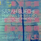 SARAH BUECHI Flying Letters
