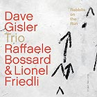 DAVE GISLER TRIO Rabbits On The Run
