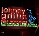 JOHNNY GRIFFIN Live At Ronnie Scott's Club