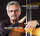 MARIO PAVONE ORANGE DOUBLE TENOR Arc Suite T/Pi T/Po