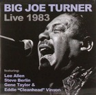 BIG JOE TURNER, Live 1983