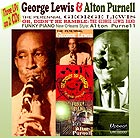 GEORGE LEWIS / ALTON PURNELL The Perennial George Lewis